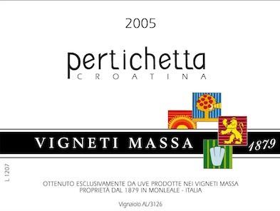Vigneti Massa Croatina 'Pertichetta'