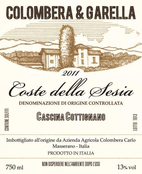 Colombera & Garella Coste della Sesia