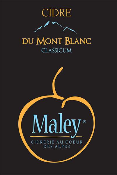 Maley Cidre du Mont Blanc Classicum