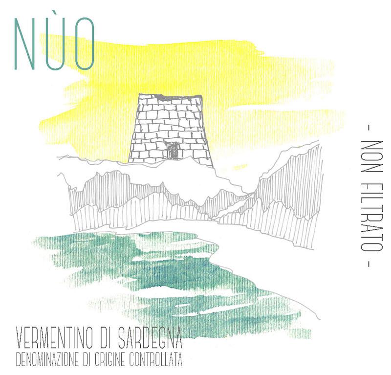 FUSO21 Nùo Vermentino di Sardegna
