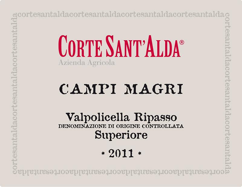 Corte Sant'Alda Valpolicella Ripasso 'Campi Magri'