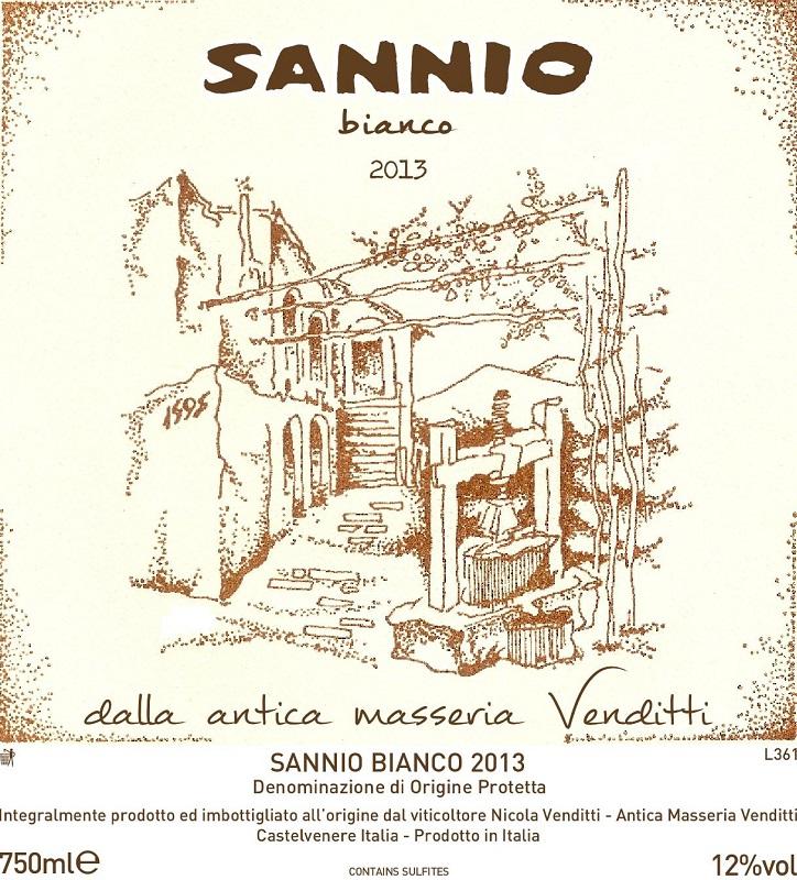 Antica Masseria Venditti Sannio Bianco
