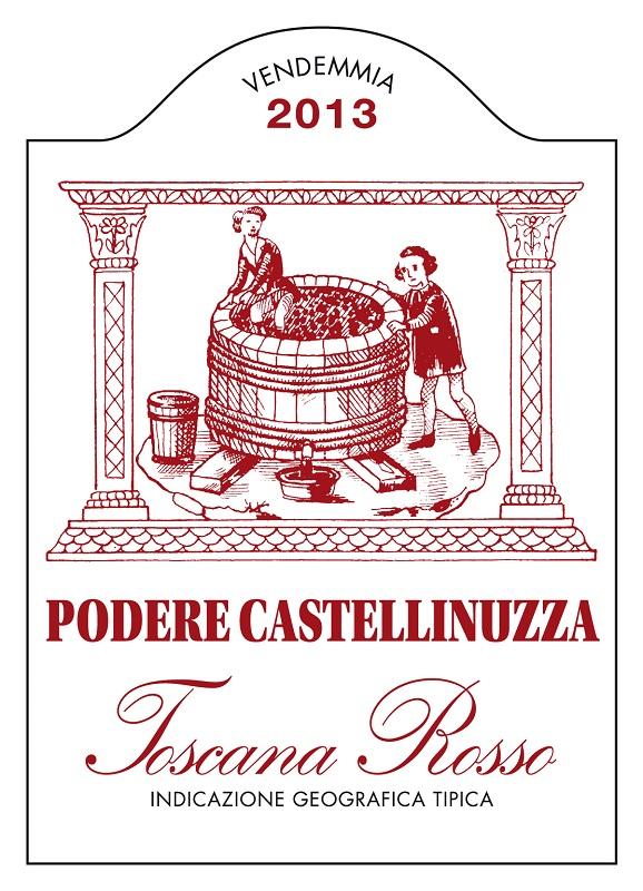 Castellinuzza Toscana Rosso'