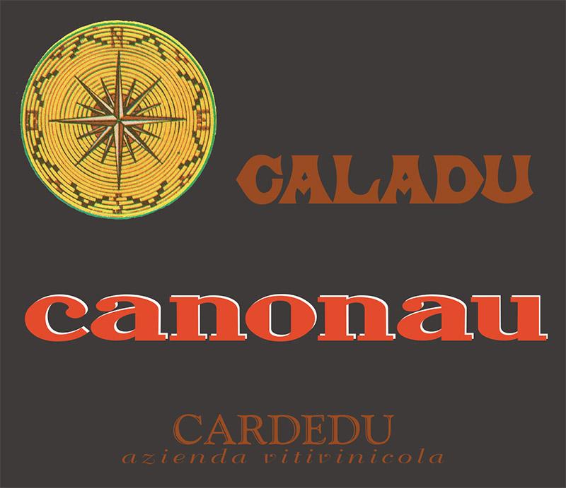 Cardedu 'Caladu' Cannonau di Sardegna