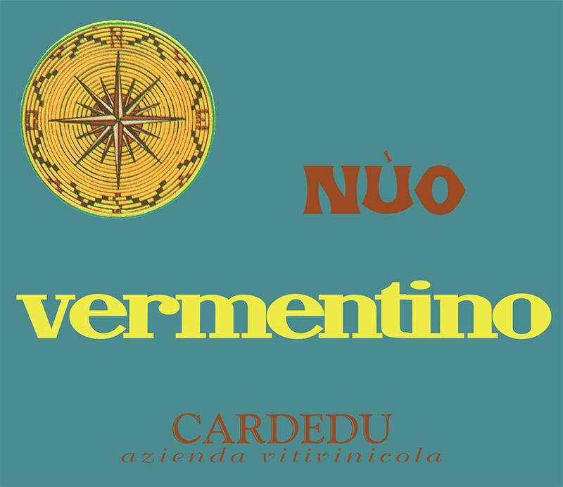 Cardedu Nùo Vermentino di Sardegna