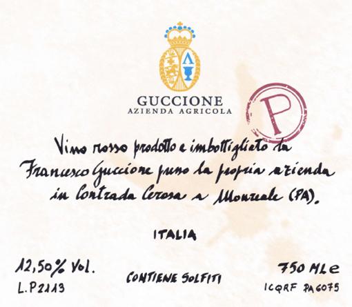 Guccione Sicilia 'P'
