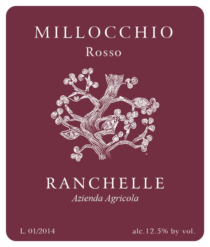 Ranchelle Rosso 'Millocchio'