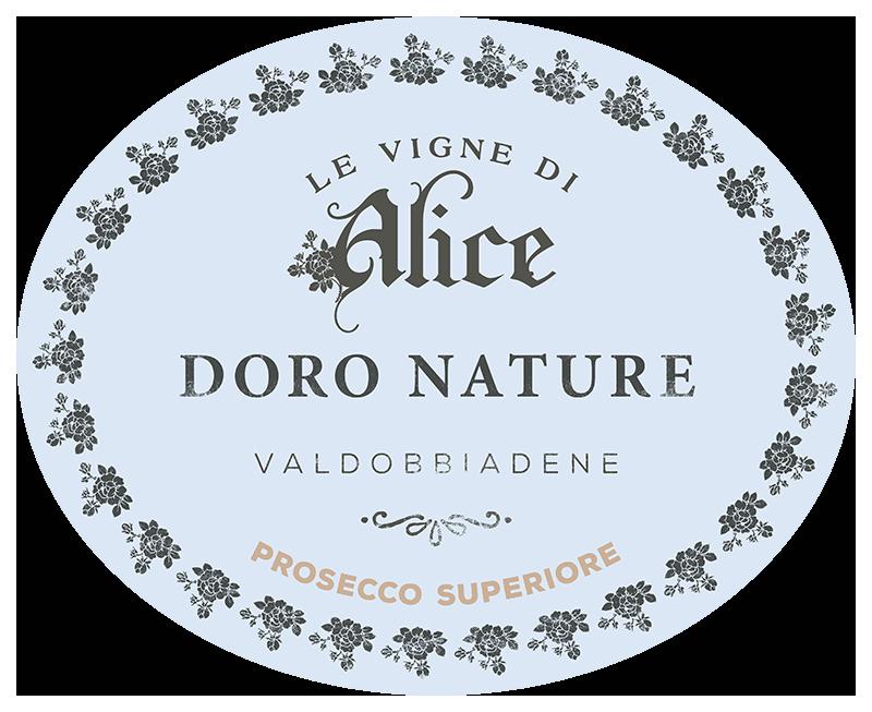 Alice Prosecco Brut 'Doro Nature'