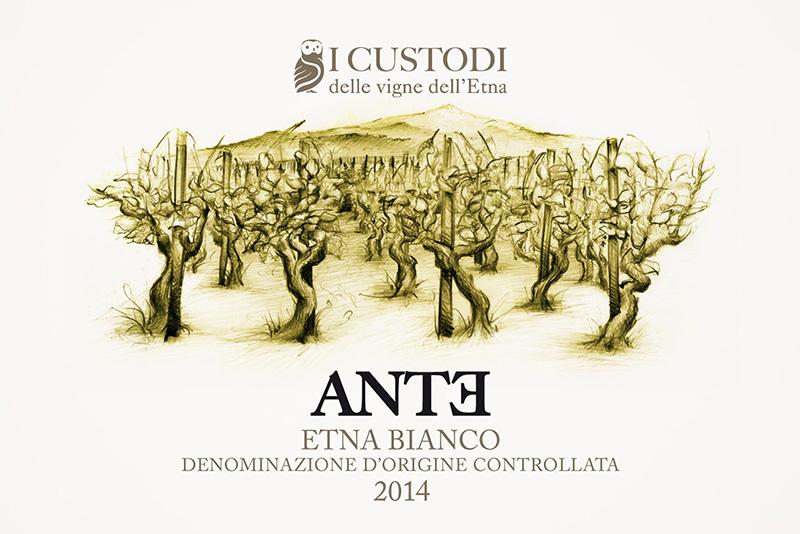 I Custodi Etna Bianco 'Ante'