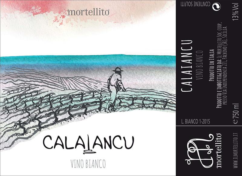 Mortellito Bianco Sicilia 'Calaiancu'