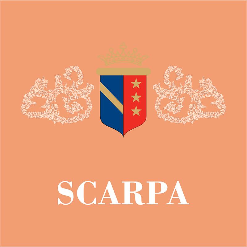 Scarpa Brut Rosé