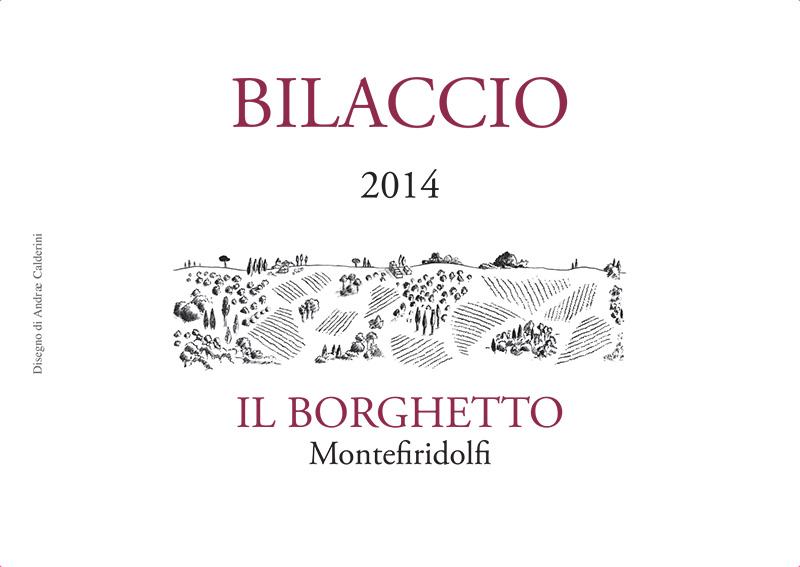 Il Borghetto Toscana Sangiovese 'Bilaccio'