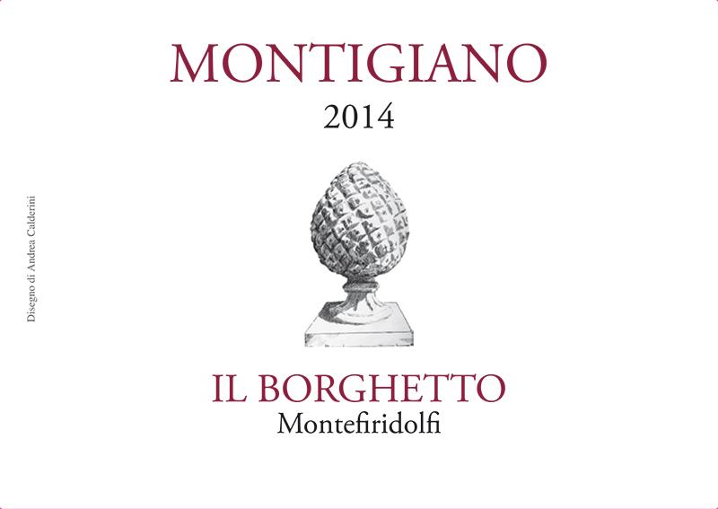 Il Borghetto Toscana Sangiovese 'Montigiano'