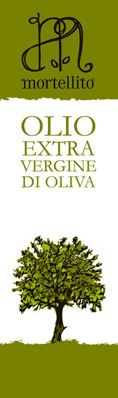 Mortellito Olio Extra Vergine di Oliva