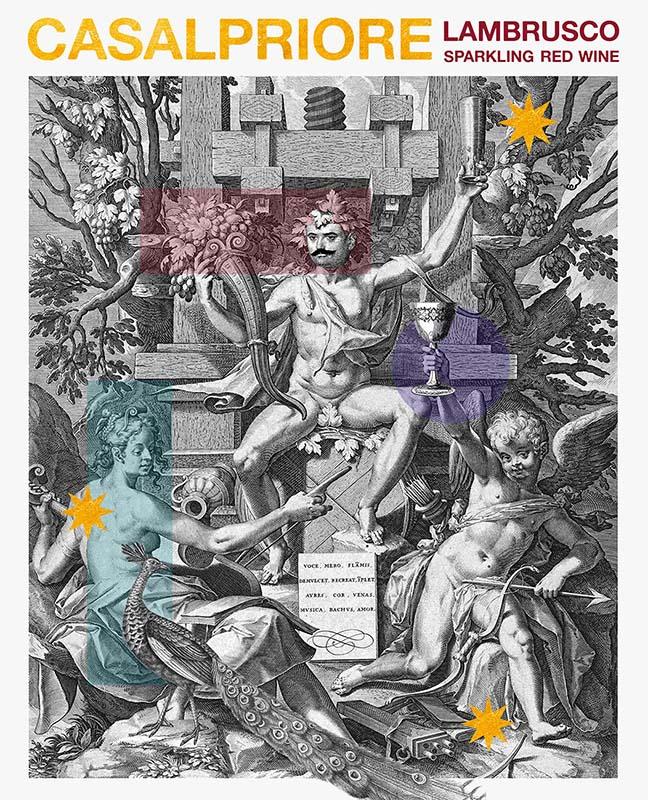 Casalpriore Lambrusco dell'Emilia [charmat]