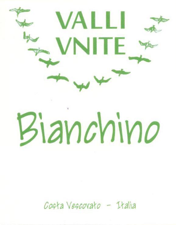 Valli Unite Bianco 'Bianchino'