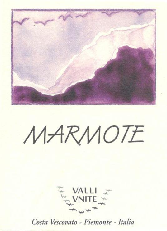 Valli Unite Colli Tortonesi Croatina 'Marmote'