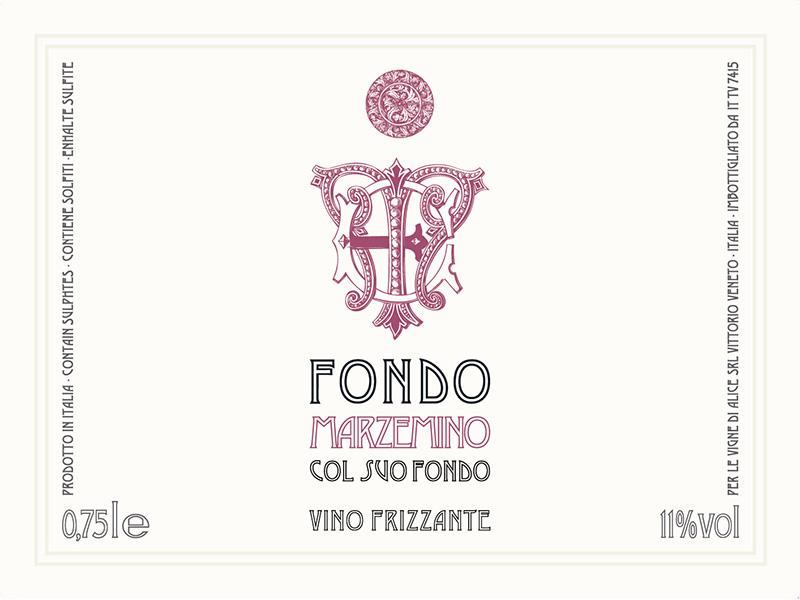 Alice Veneto Marzemino 'M Fondo'