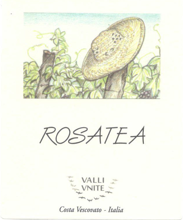Valli Unite Rosato 'Rosatea'