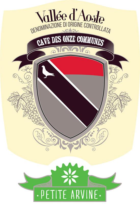 Cave des Onze Communes Vallée d'Aoste Petit Arvine
