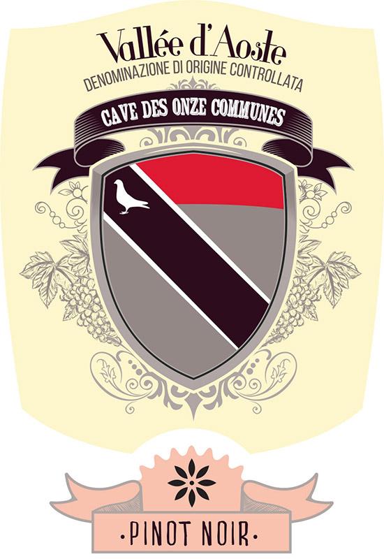 Cave des Onze Communes Vallée d'Aoste Pinot Noir
