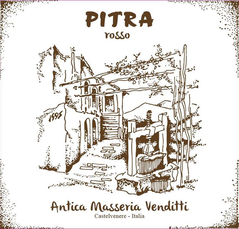 Venditti Benevento Rosso 'Pitra'