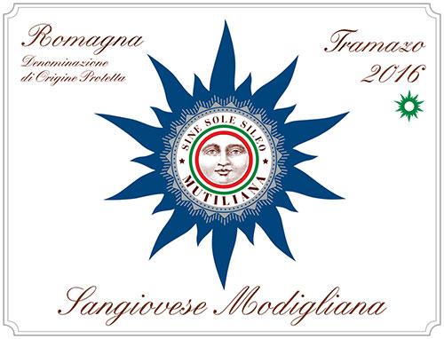Mutiliana Romagna Sangiovese 'Tramazo'